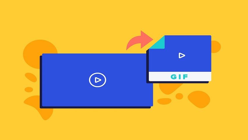 نحوه تبدیل ویدئو به گیف