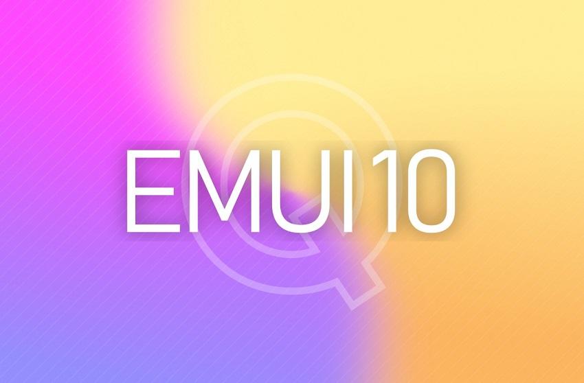 رابط کاربری EMUI 10