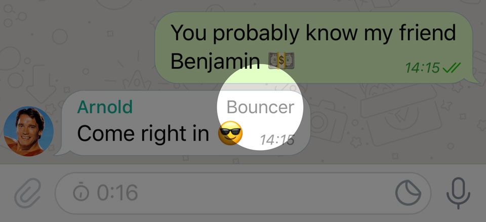 ویژگی آپدیت 5.10 تلگرام