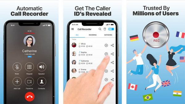 بهترین اپلیکیشن های ضبط تماس
