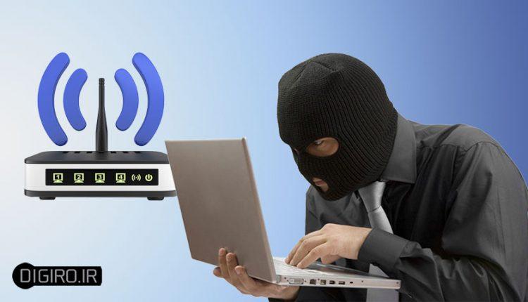 دزد وای-فای