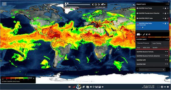 اینترنت اشیاء و مدیریت حوادث طبیعی