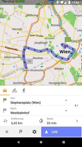 بهترین سرویس های نقشه و مسیریابی جایگزین گوگل مپ
