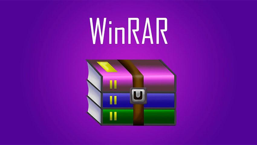 فایل های فشرده RAR