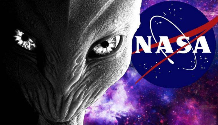 ناسا فرازمینی ها
