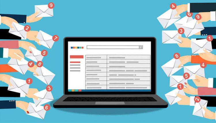 حملات ایمیلی