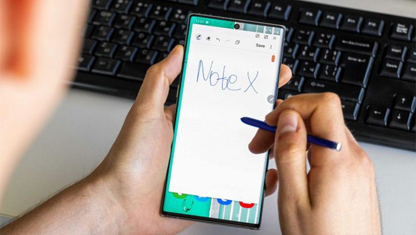 تبدیل دست نوشته به متن