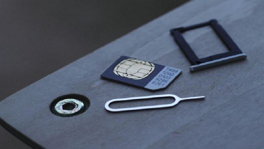رفع خطای No SIM card detected
