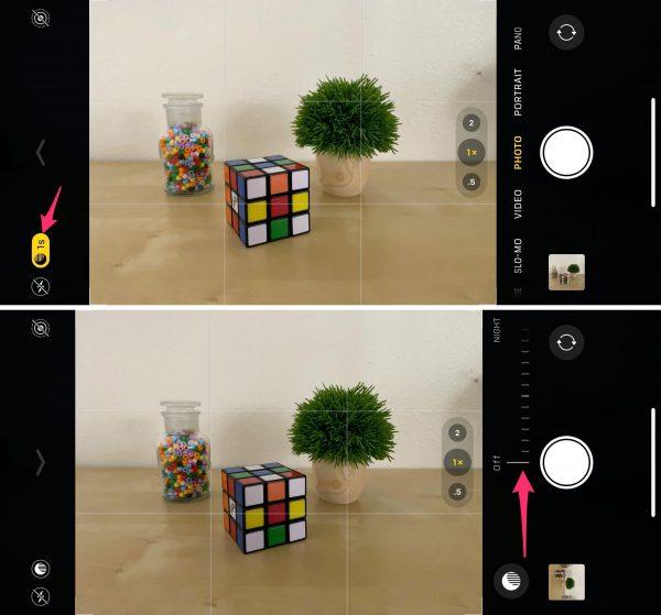 دوربین آیفون 11
