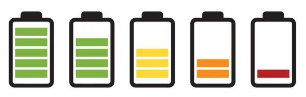 کاهش شارژ باتری