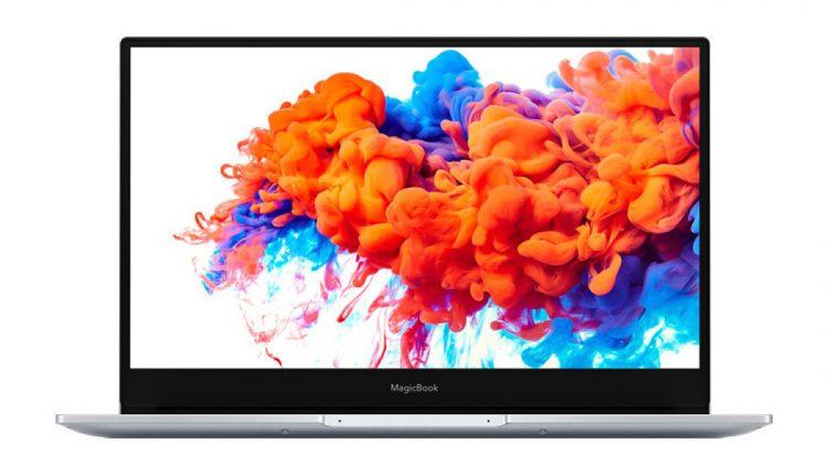 لپ تاپ آنر مجیک بوک در دو مدل 14 و 15.6 اینچی معرفی شد
