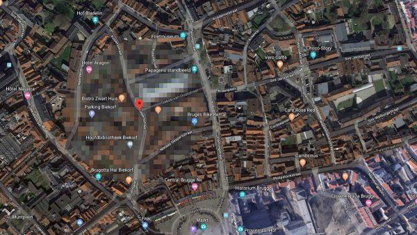 مکان هایی که در گوگل ارث نمیتوان دید