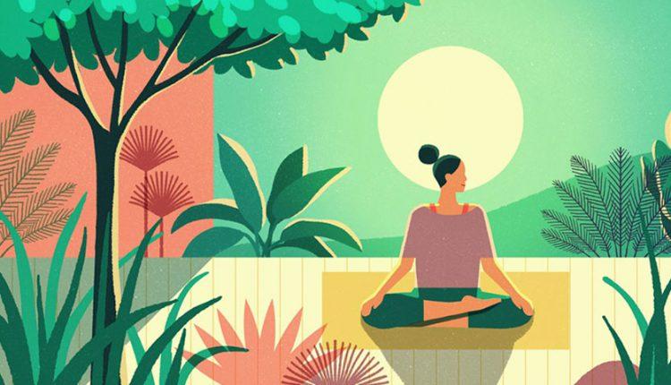 اپلیکیشنهای مخصوص ورزش یوگا