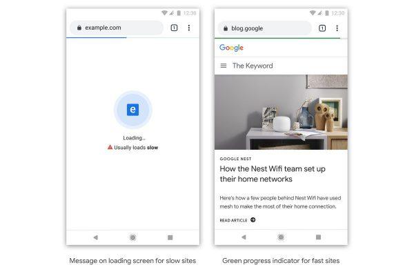 نشان ویژه گوگل برای وبسایتهایی که کند لود میشوند