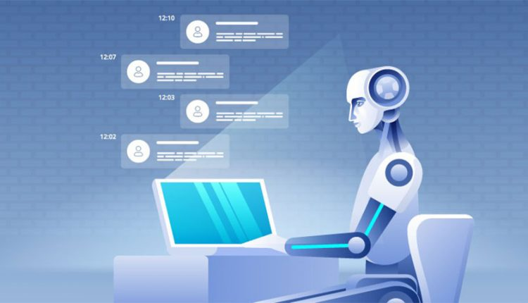 ربات گفتگوگر