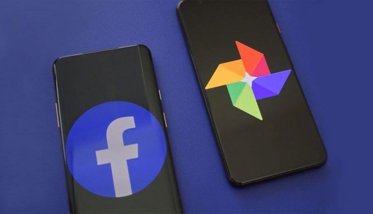 فیسبوک و گوگل فوتوز