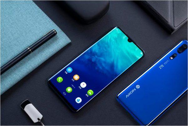 ZTE با 10 گوشی فایو جی به بازار موبایل بازمیگردد
