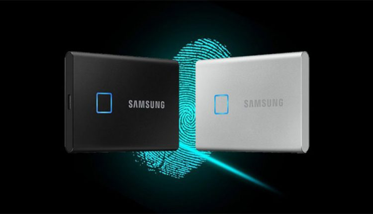 حافظه SSD اکسترنال سامسونگ