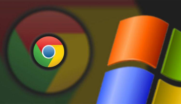 پشتیبانی گوگل از ویندوز 7