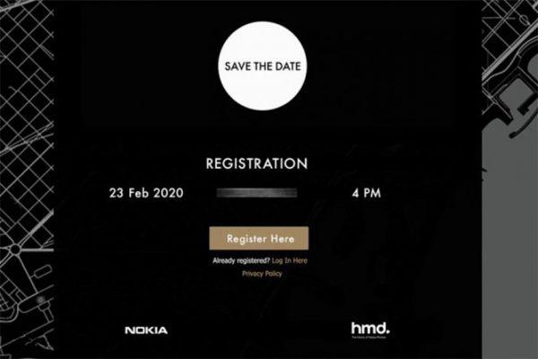 دعوتنامه نوکیا برای MWC 2020