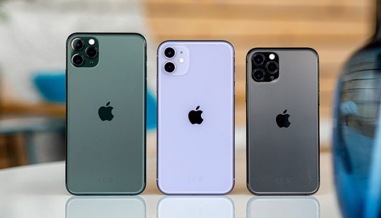 گوشیهای آیفون 2019