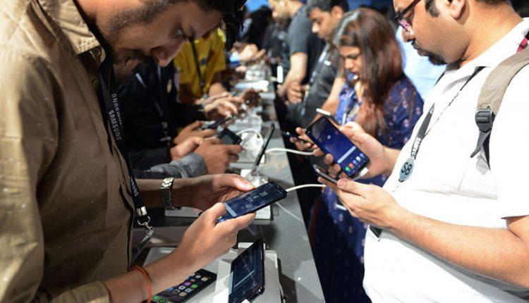 هند دومین بازار بزرگ گوشی