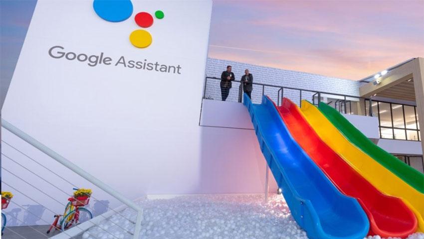 گوگل در نمایشگاه CES 2020