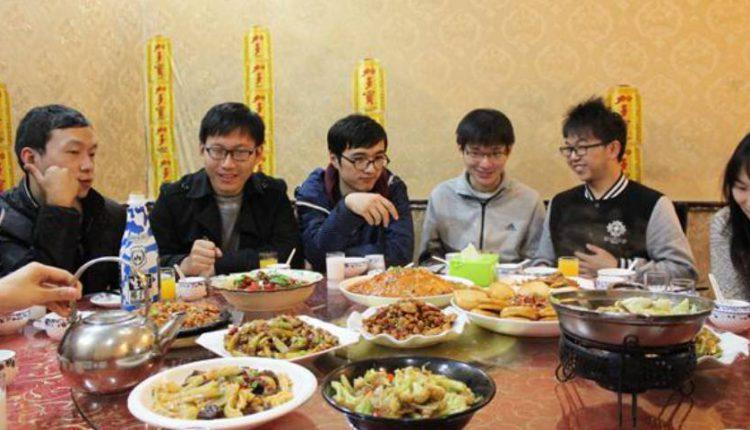 فرهنگ غذایی چینیها