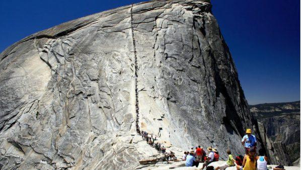 پارک ملی یوزمیت کالیفرنیا