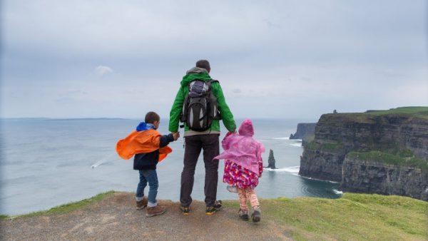 صخرههای موهر، ایرلند