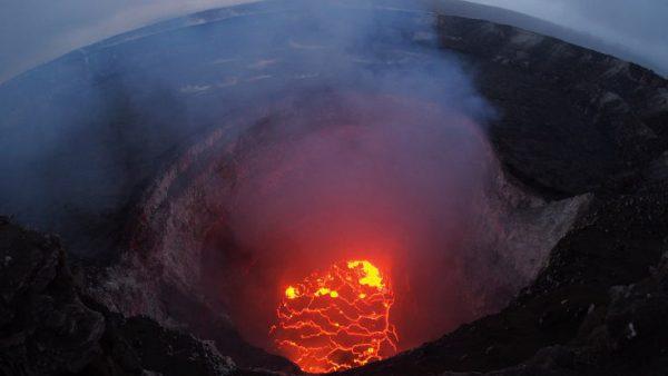تور آتشفشانی