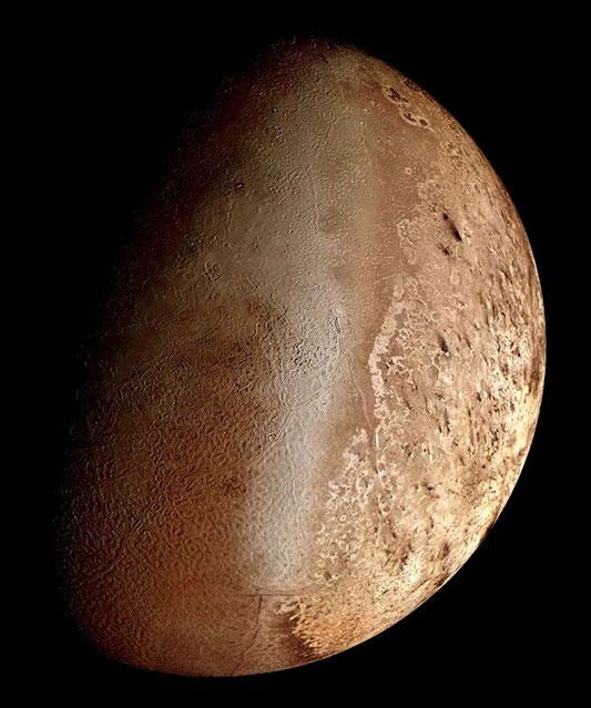تریتون - قمر نپتون