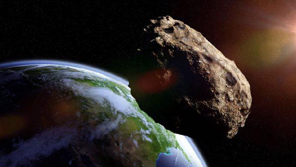 سیارک نزدیک زمین