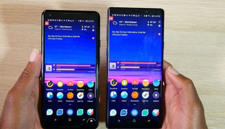 کنترل گوشی اندرویدی از دستگاه اندرویدی دیگر