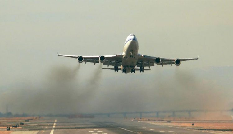 مسافرت هوایی چه آسیبی به محیط زیست میرساند