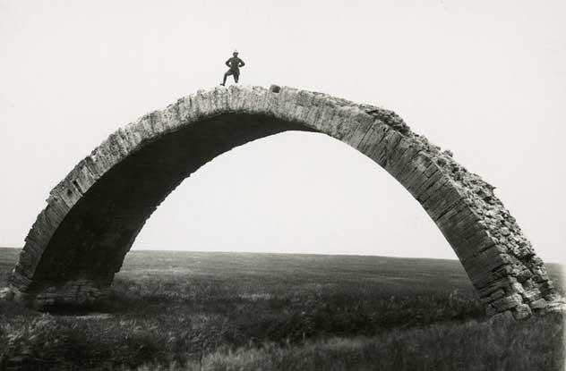 10 عکس تاریخی که درک شما را از ابعاد تغییر میدهد
