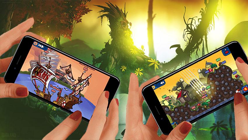 بهترین بازیهای موبایلی دو نفره