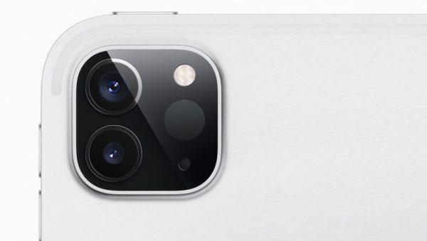 دوربین آیپد پرو 2020