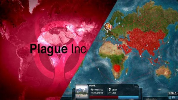 .Plague Inc