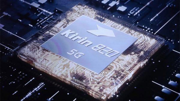 پردازنده کرین 820 فایو جی