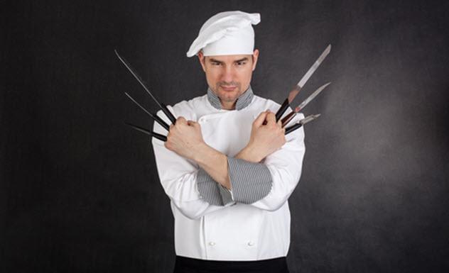 10 حقیقت جالب دربارهی سرآشپزها