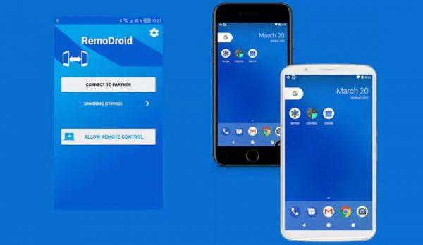 چگونه یک گوشی اندرویدی را از طریق دستگاه اندرویدی دیگر کنترل کنیم