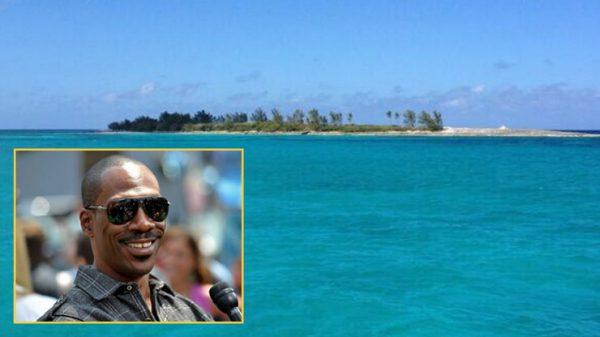 جزایر شخصی ستارگان مشهور