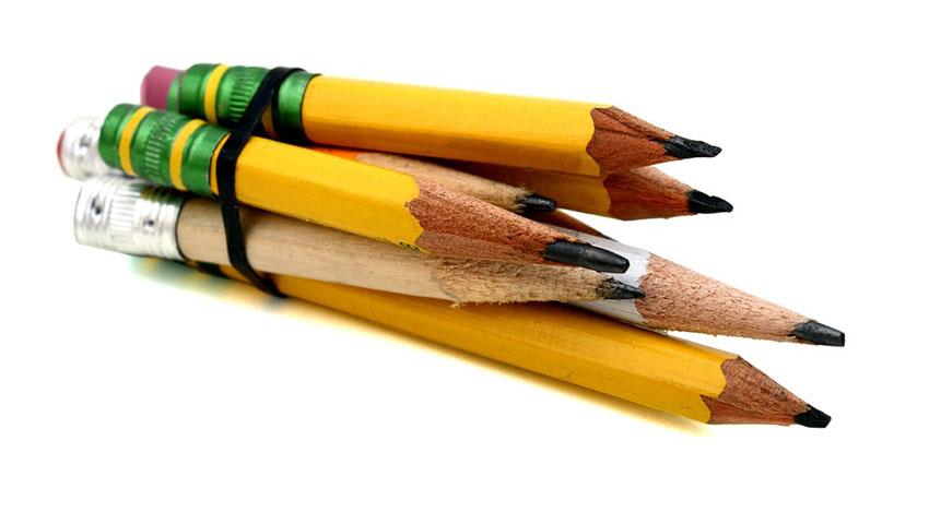 12 نکته جالب در مورد مداد