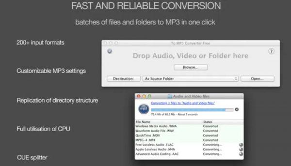 نرم افزار رایگان MP3 Converter