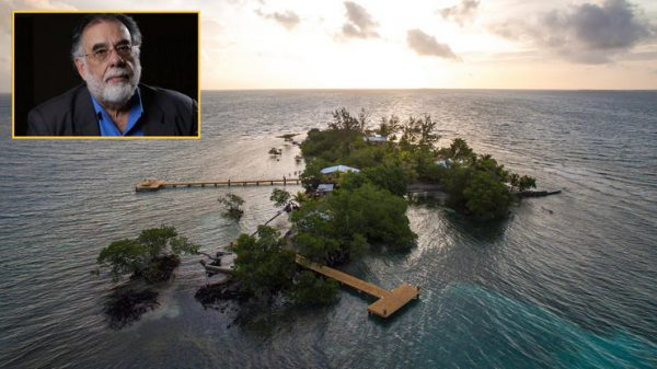 جزایر شخصی ستارگان مشهور 10