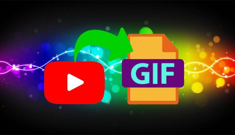 تبدیل ویدیوهای یوتیوب به گیف