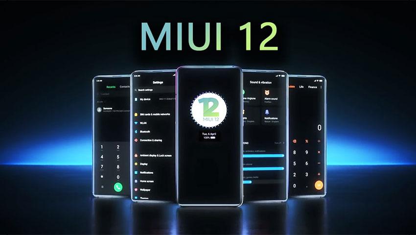 MIUI 12 معرفی شد
