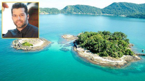 جزیره شخصی ستارگان مشهور 17