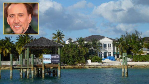 جزایر شخصی ستارگان مشهور 24
